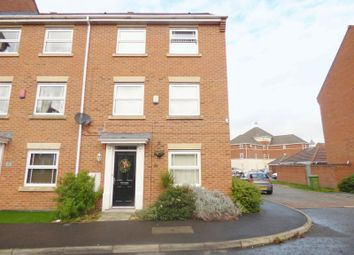 Thumbnail 4 bed town house for sale in Arizona Crescent, Great Sankey, Warrington