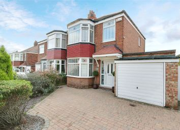 Thumbnail 3 bed semi-detached house for sale in Fairfield Avenue, Kirk Ella, Hull