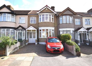Thumbnail 4 bed terraced house for sale in Blackbush Avenue, Chadwell Heath, Romford