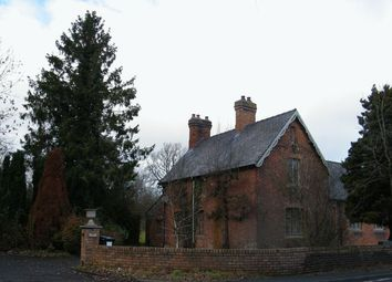 Thumbnail 6 bed detached house for sale in The Old School House, Pool Quay, Welshpool, 9Ju.