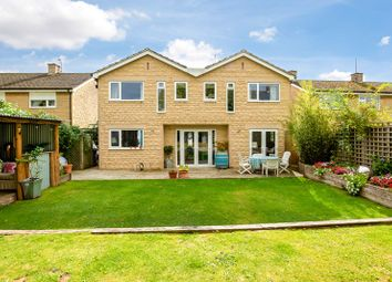 Thumbnail 4 bed detached house for sale in Frances Road, Middle Barton, Chipping Norton