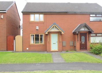 Thumbnail 2 bed semi-detached house to rent in Chapel Gardens, Audenshaw, Manchester