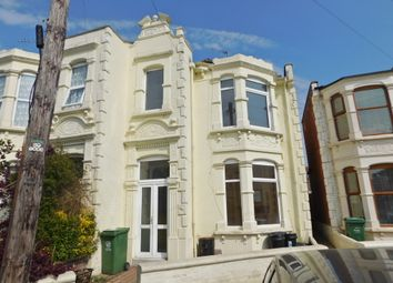 Thumbnail 3 bedroom semi-detached house to rent in Laburnum Grove, Portsmouth