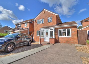 Cherrywood Close, Thornhill, Cardiff CF14. 3 bed detached house