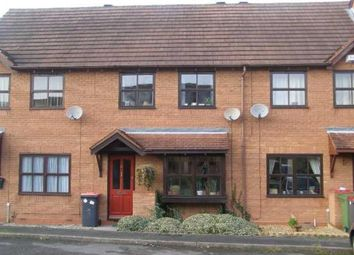 Thumbnail 1 bed terraced house to rent in Round Oak Drive, Telford