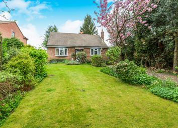 Thumbnail 2 bed detached bungalow for sale in Church Street, Horsley, Derby