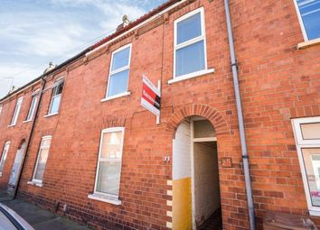 Thumbnail 2 bed terraced house for sale in Hood Street, Lincoln, Lincolnshire, .