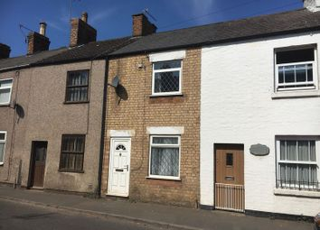 Thumbnail 2 bed terraced house to rent in Church Street, Clifton Upon Dunsmore, Rugby