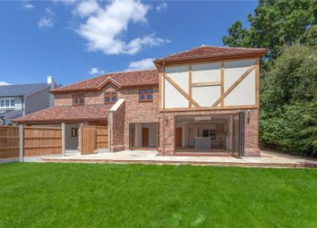Thumbnail 4 bed detached house for sale in The Common, Galleywood, Chelmsford