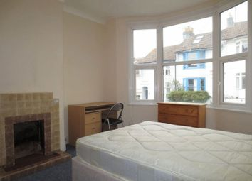 Thumbnail 6 bed terraced house to rent in Newmarket Road, Brighton