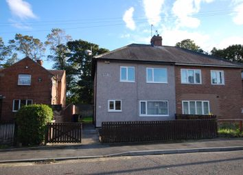 Thumbnail 3 bed semi-detached house for sale in Farnon Road, Gosforth, Newcastle Upon Tyne