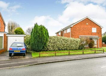 Thumbnail 3 bed detached house for sale in Dartmouth Drive, Aldridge, Walsall