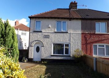 Thumbnail 3 bed semi-detached house for sale in Burnie Avenue, Bootle, Liverpool, Merseyside