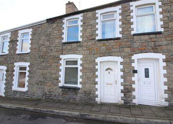 Thumbnail 3 bed terraced house for sale in Torlais Street, Newbridge, Newport