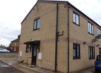 Thumbnail 1 bedroom flat for sale in Hereward Court, Railway Lane, Chatteris