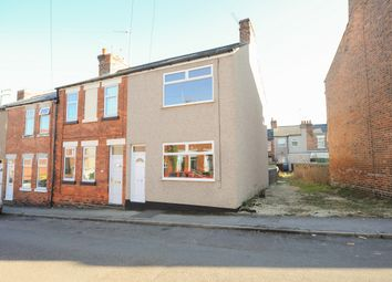Thumbnail 2 bed end terrace house for sale in Sterland Street, Chesterfield