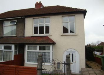 Thumbnail 4 bed end terrace house to rent in Filton Avenue, Horfield, Bristol