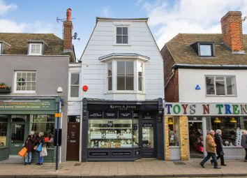 Thumbnail 2 bed maisonette for sale in High Street, Whitstable