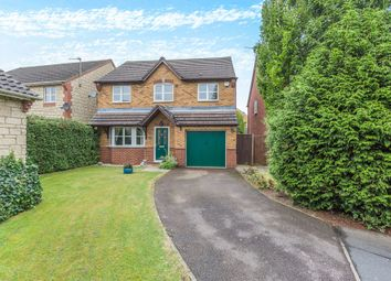 Thumbnail 4 bed detached house for sale in Jay Close, Bicester