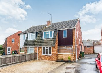 Thumbnail 3 bedroom semi-detached house to rent in Laurel Crescent, Grove, Wantage