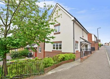 Thumbnail 3 bedroom detached house for sale in Maritime Gate, Gravesend, Kent