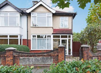 Thumbnail 3 bed semi-detached house for sale in Taunton Avenue, London