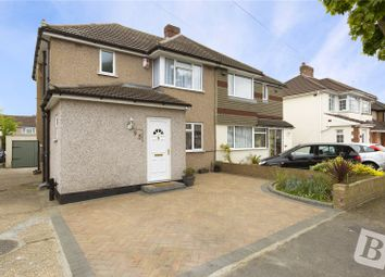 Thumbnail 3 bed semi-detached house for sale in Lancaster Drive, Hornchurch
