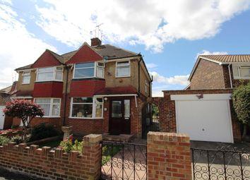 3 bed semi-detached house for sale in Bramblys Drive, Basingstoke RG21
