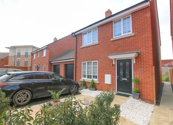 Thumbnail 4 bed detached house for sale in Apollo Close, Aylesbury
