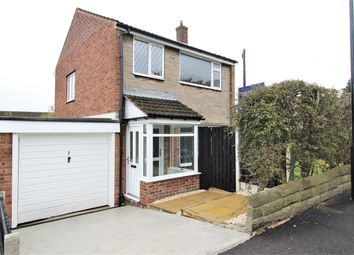 Thumbnail 3 bed detached house for sale in Sandstone Close, Sheffield