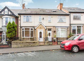 Thumbnail 3 bed terraced house for sale in Prince Arthur Street, Barnsley