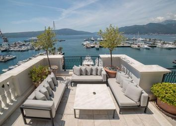 Thumbnail 4 bed apartment for sale in Penthouse In The Regent Hotel, Porto Montenegro, Tivat, Montenegro