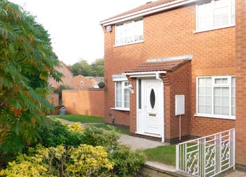 Thumbnail 3 bed semi-detached house to rent in Adams Brook Drive, Woodgate, Birmingham