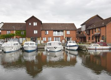 Thumbnail 2 bed flat for sale in Ferry Marina, Horning