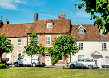 Thumbnail 4 bed terraced house for sale in Kingsbury Square, Wilton, Salisbury, Wiltshire