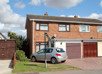 Thumbnail 3 bed semi-detached house for sale in Barbrook Lane, Tiptree, Colchester