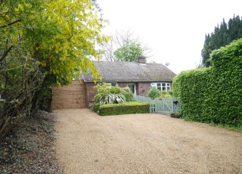 Thumbnail 3 bed detached bungalow for sale in Furlong Drove, Stoke Ferry