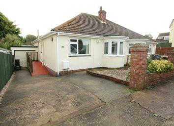 Thumbnail 2 bed semi-detached bungalow for sale in Elm Park, Paignton