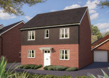 "Thumbnail 4 bed property for sale in ""The Buxton"" at Hyde End Road, Shinfield, Reading"