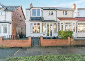 Thumbnail 3 bed semi-detached house for sale in Balden Road, Harborne, Birmingham
