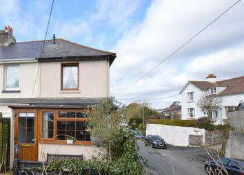Thumbnail 1 bed end terrace house for sale in Highweek Village, Newton Abbot, Devon