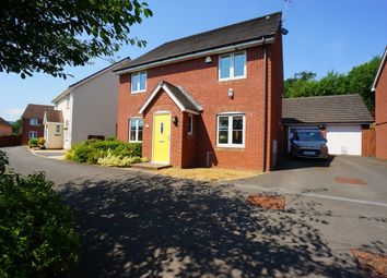 Thumbnail 4 bed detached house for sale in High Trees, Risca, Newport