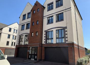 Thumbnail 1 bed flat to rent in Gabriels Wharf, Haven Banks, Exeter
