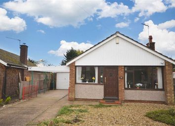 Thumbnail 2 bed bungalow for sale in Willow Road, North Hykeham, Lincoln
