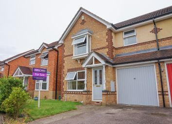 Thumbnail 3 bed end terrace house for sale in Peregrine, Aylesbury