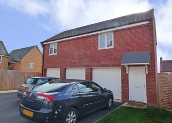 Thumbnail 2 bed detached house for sale in Crocker Way, Wincanton