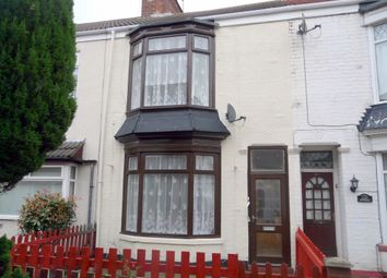 Thumbnail 3 bed terraced house to rent in Riversdale, Hull, East Yorkshire