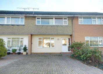 Thumbnail 3 bed terraced house for sale in Penstone Park, Lancing, West Sussex