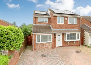 Thumbnail 4 bedroom detached house for sale in Shorham Rise, Two Mile Ash, Milton Keynes
