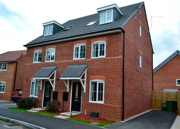 Thumbnail 4 bed semi-detached house for sale in Rosemary Drive, Northwich
